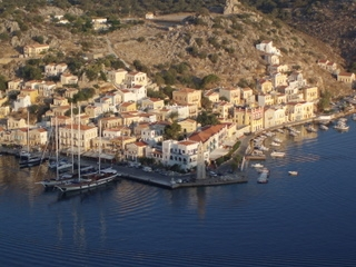 Location vacances symi appartement location symi gr ce - Maison de vacances iles turques worth ...